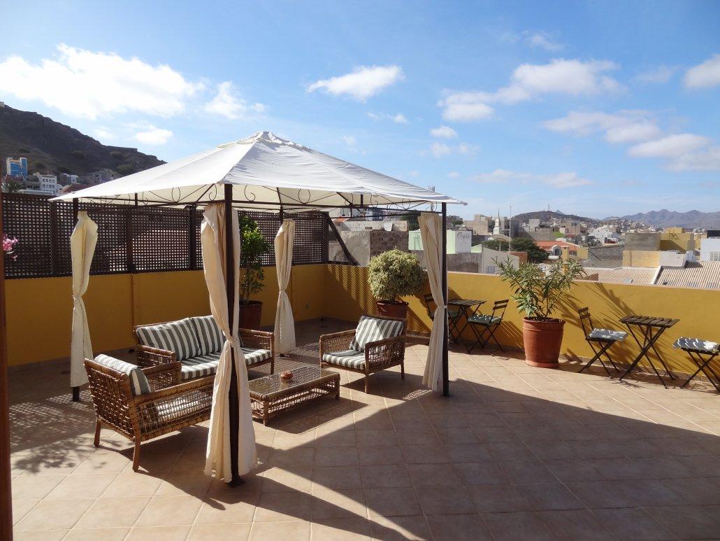 Hotels en restaurants kaapverdi santo antao mindelo en sal - Dakterras restaurant ...