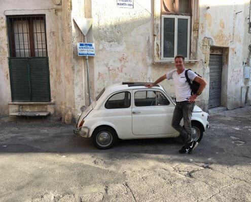 Italië Lecce fiat