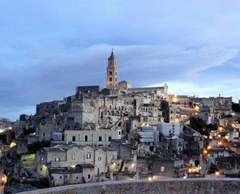 Italië Matera Werelderfgoed Unesco
