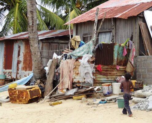 Madagascar slapen bij de locals