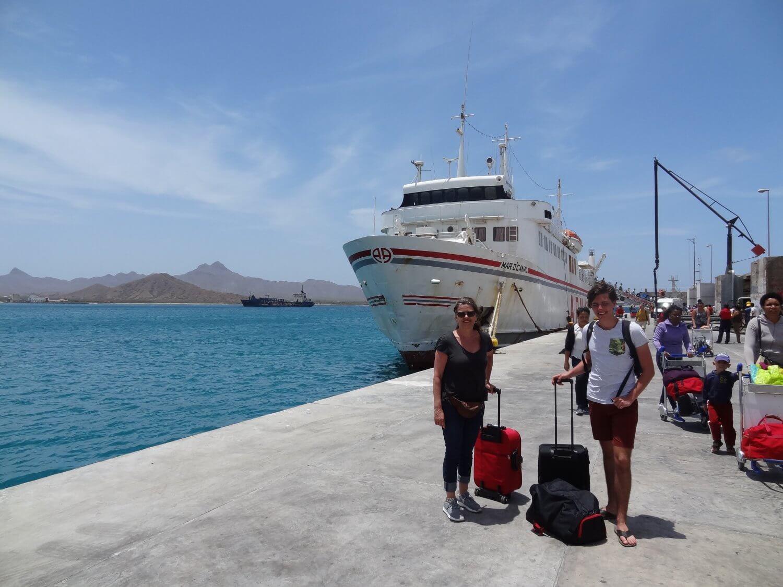 Kaapverdië Mindelo Ferry