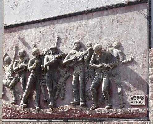 Kaapverdië Mindelo Muziekstad