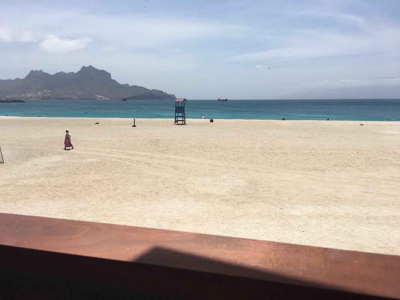 Kaapverdië Mindelo strand