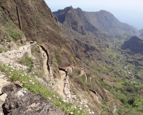 kaapverdie wandeling vallee de paul