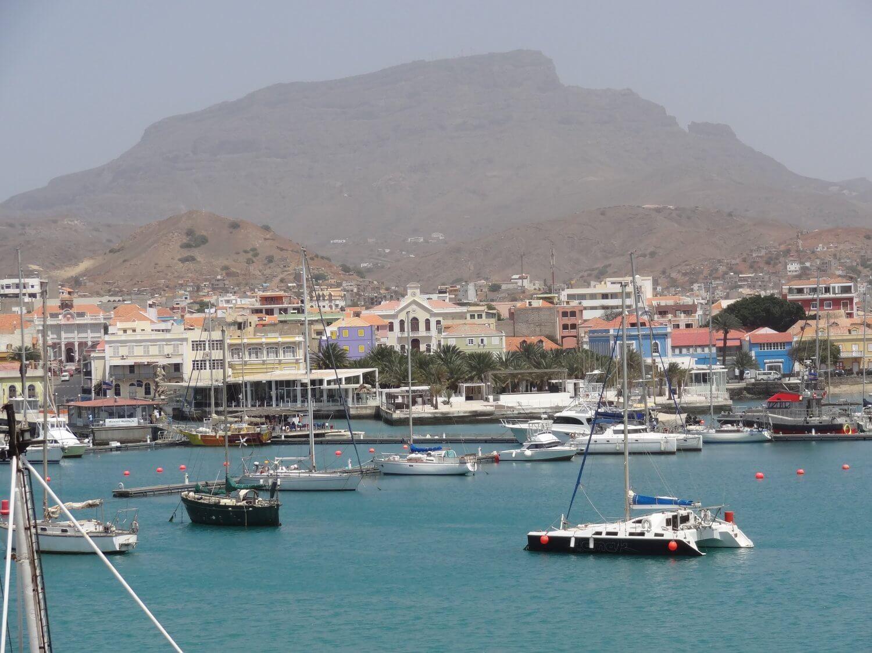 Kaapverdië Mindelo jachthaven
