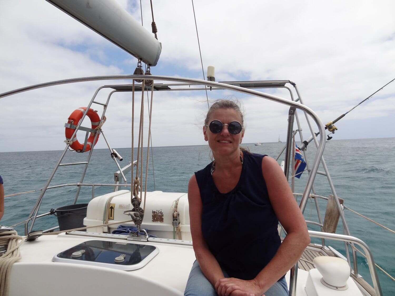 Sal Kaapverdië Cuba Libre sailing