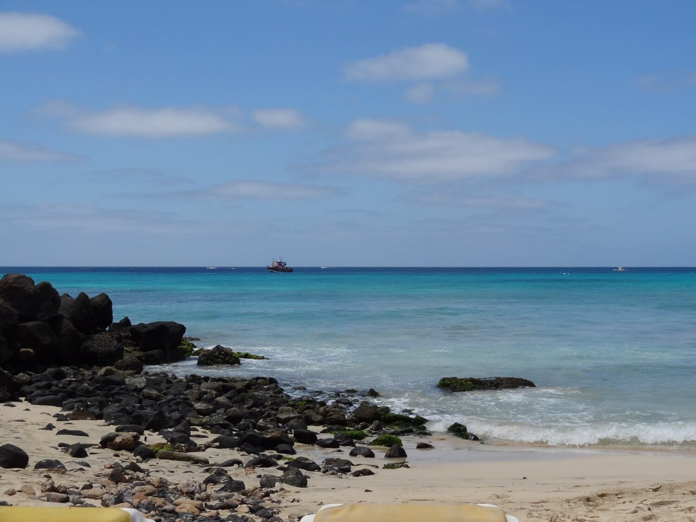 Sal Kaapverdië strand