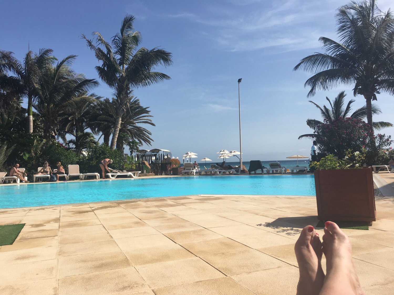 Sal Kaapverdië Porto Antigo 2