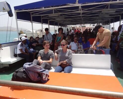 Kaapverdië Sao Vicente veerboot