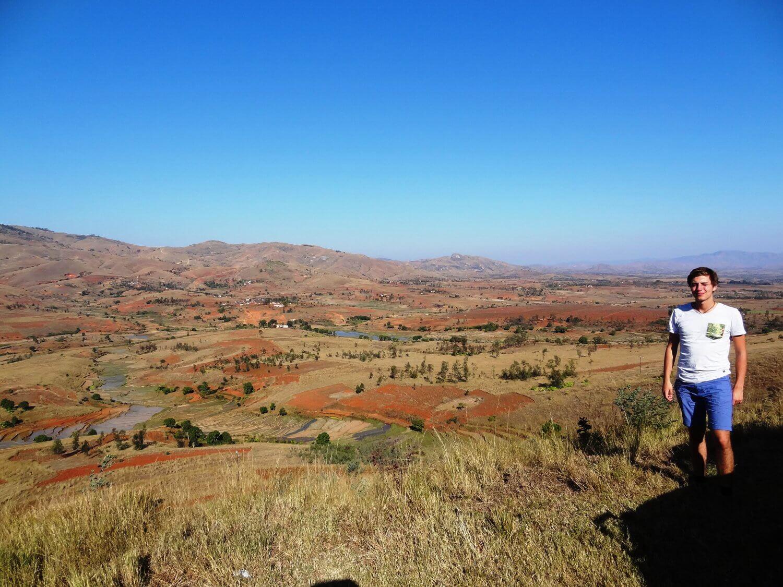Madagascar omgeving Anjapark