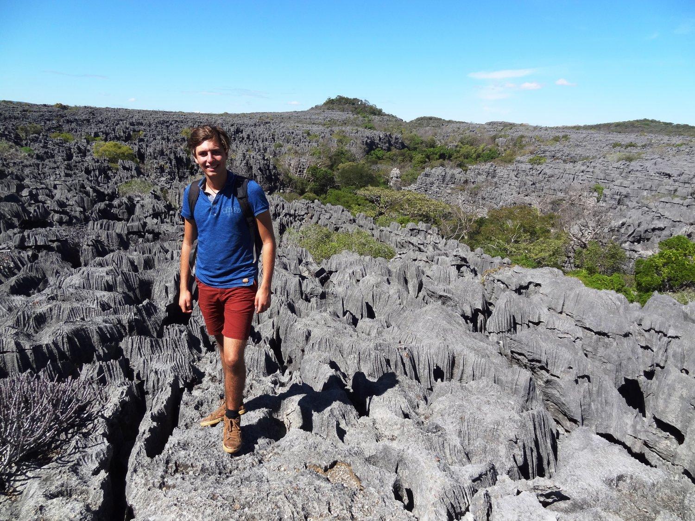 Madagascar Ankarana Tsingys
