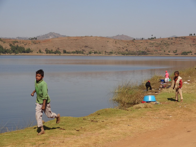 Madagascar Lac Andraikiba sfeerbeeld