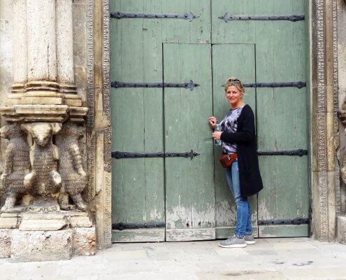 Italië Ruvo di Puglia cattedrale