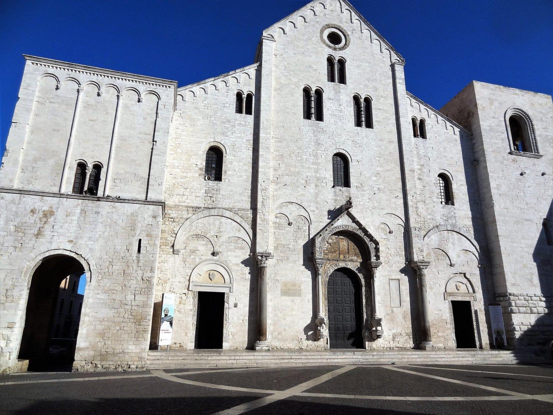 Italië Puglia San Nicola di Bari