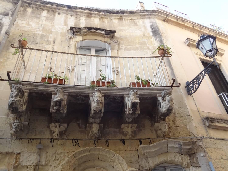 Italië Lecce barokstad