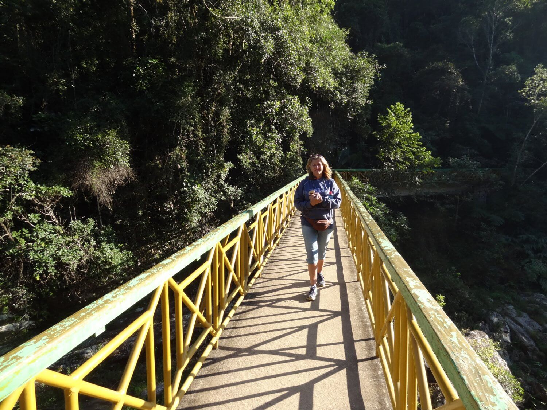 Madagascar Ranomafana Brug