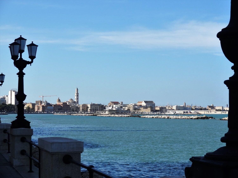 Italë Puglia Bari Lungomare