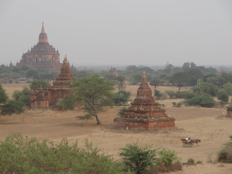 Myanmar Baganvlakte