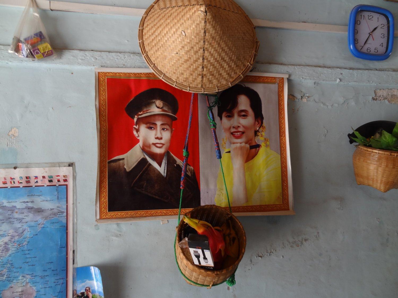 Myanmar Kalaw politiek