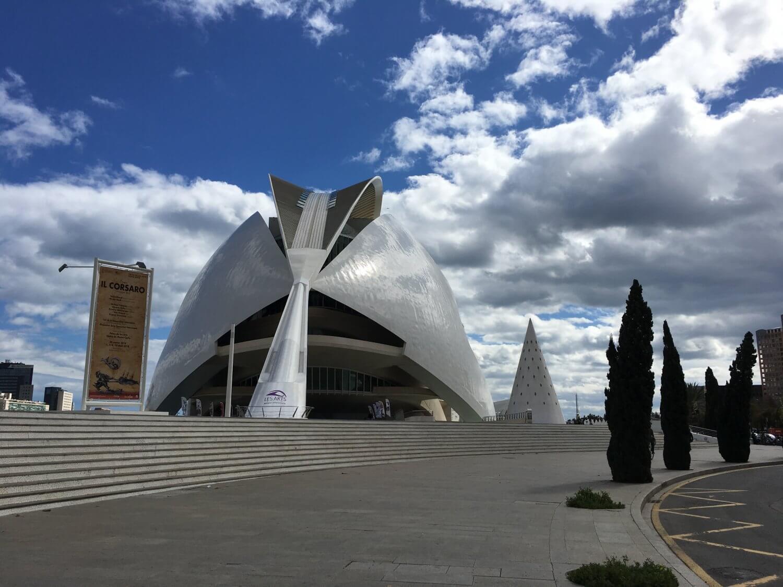 Valencia Palau de les Artes