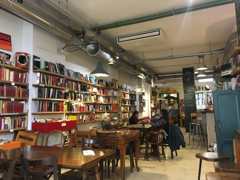 Valencia Ubik cafe Ruzafa