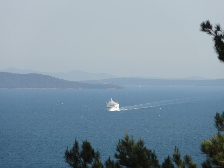 Kroatie Ferry naar Brac