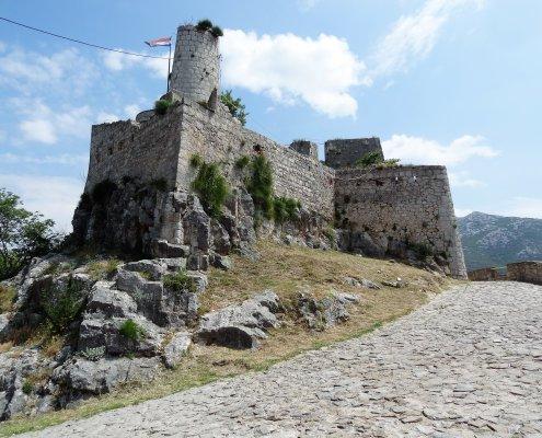 Kroatië Fort Klis