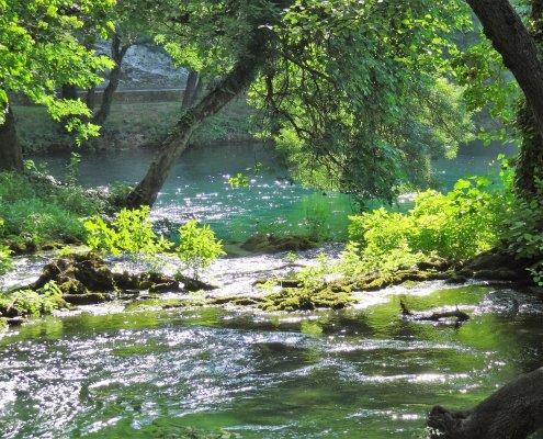Kroatië waterfall Krka