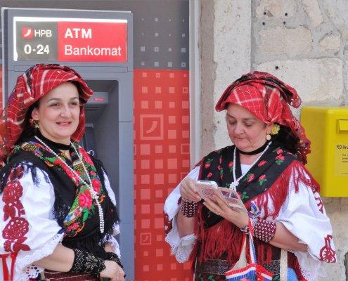 Kroatië Sibenik volkszang
