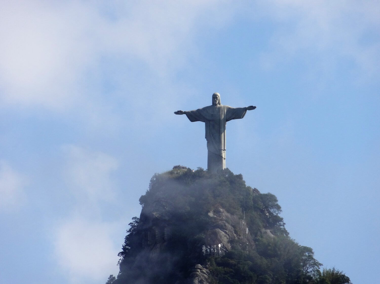 Rio de Janeiro Christus de Verlosser