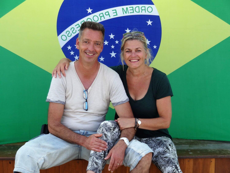 Brazilië vlag