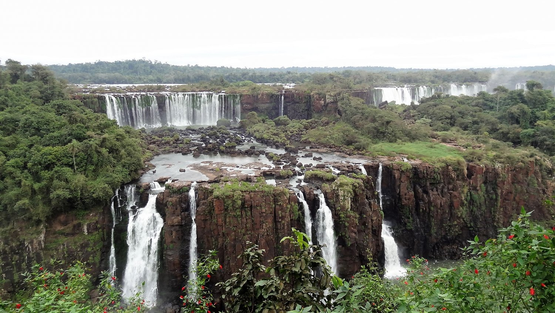 Brazilië Iguazu Falls