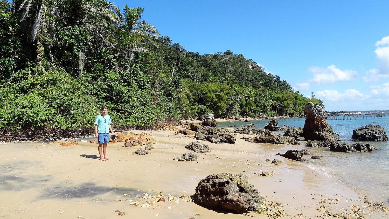 Morro strandwandeling