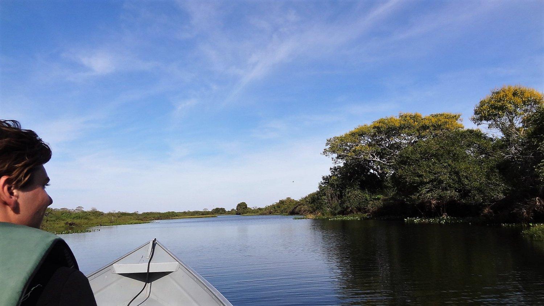 Pantanal boottocht