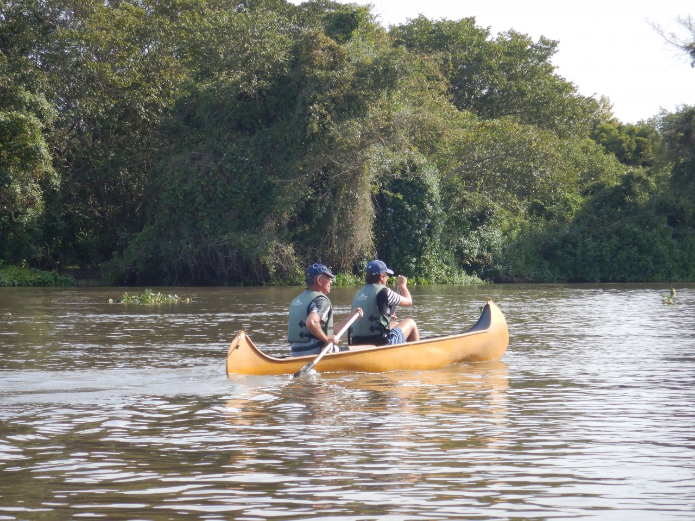 Pantanal kajaktocht