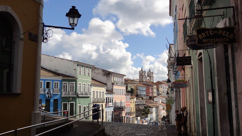 Salvador de Bahia Largo Pelourinho