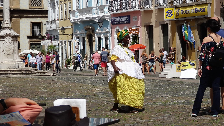 straatbeeld pelourinho