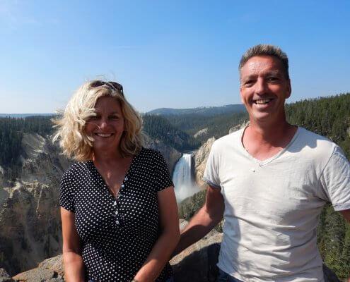 Yellowstone Canyon Lower Falls