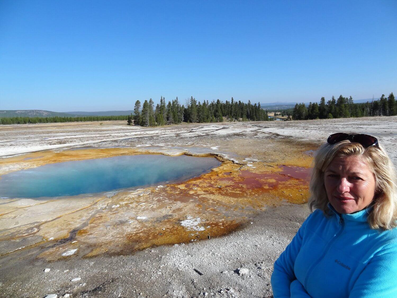 Yellowstone Fountain Paintpot