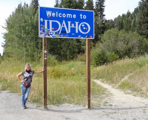 Roadtrip Idaho