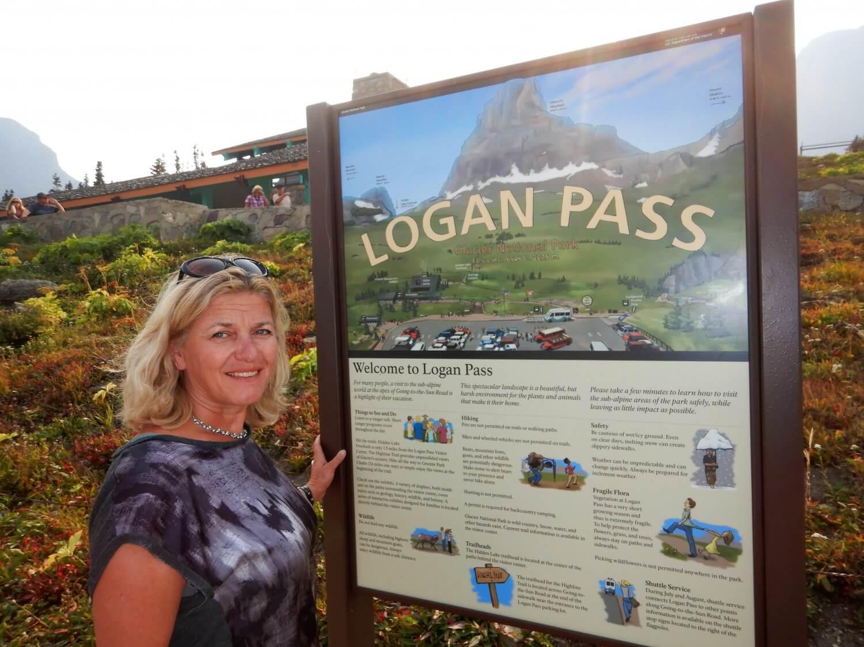 Glacier Logan Pass
