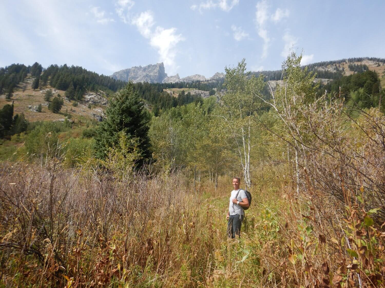Grand Teton Moose Pond