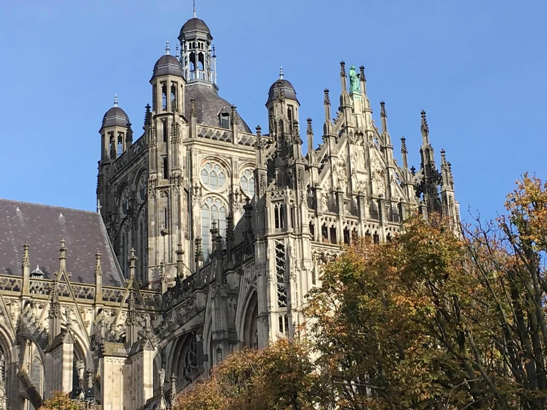 Den Bosch St Jan kathedraal