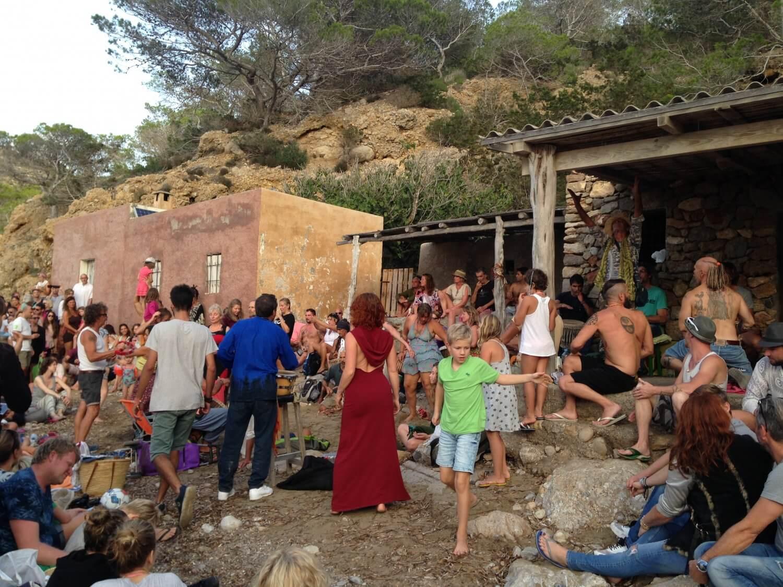 Ibiza Cala Benirras