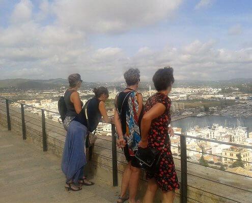 Ibiza Uitzichtspunt