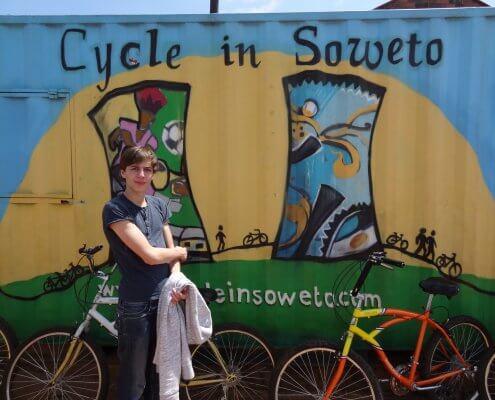 Johannesburg fietsen