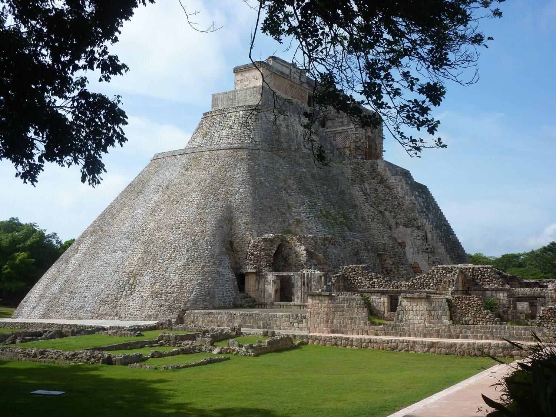 Uxmal Piramide van de tovenaar