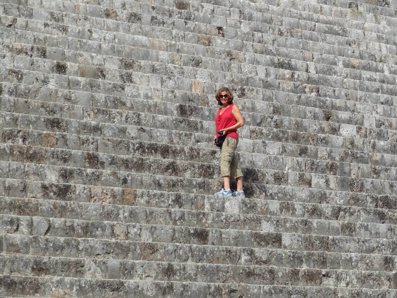 Yucatan Uxmal Piramide