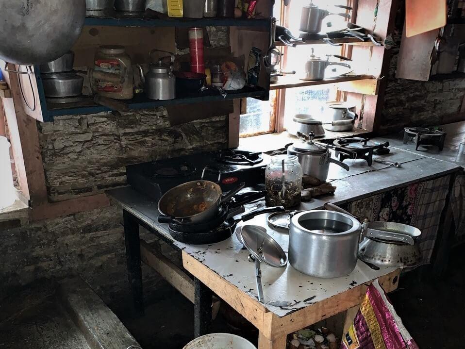 Poonhilltrek Diningroom