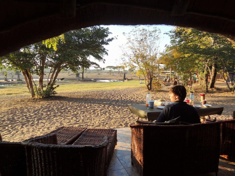 Botswana Senyati huisje 3
